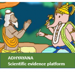 ADHYAYANA Scientific evidence platform